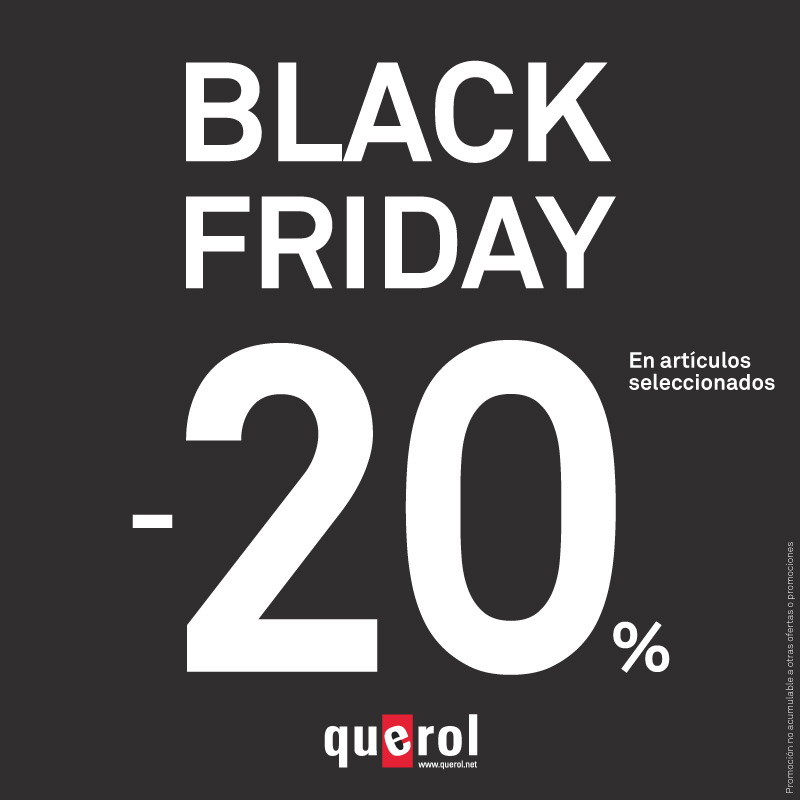 black friday querol