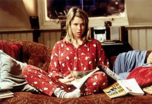 en pijama