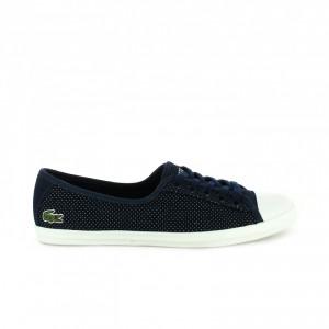 zapatillas-lona-lacoste-azul-marino-con-topos