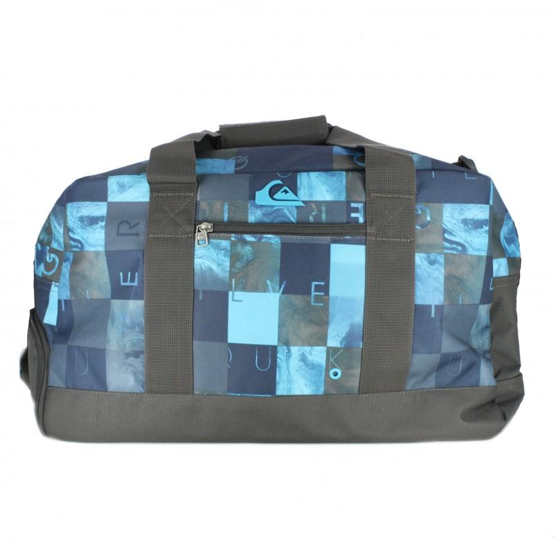 bolsa viaje quicksilver cuadros azules - querol online