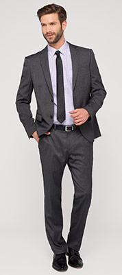 dress code business hombre