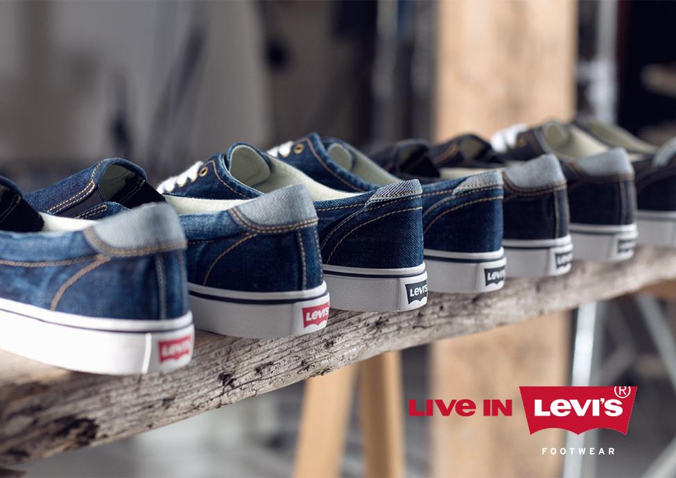 1b7886a0 Zapatos Levi's , la calidad hecha moda | Blog Querol