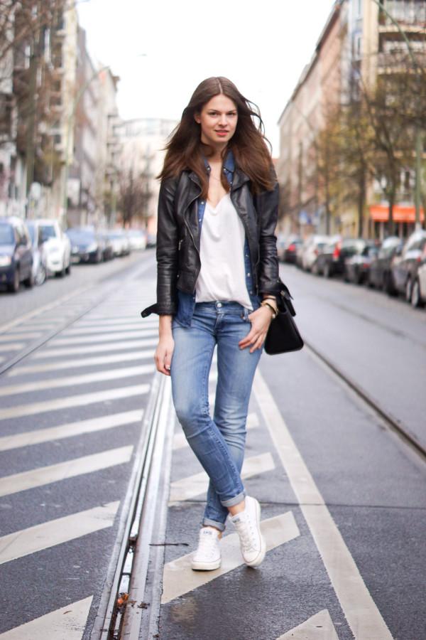 dress code casual mujer