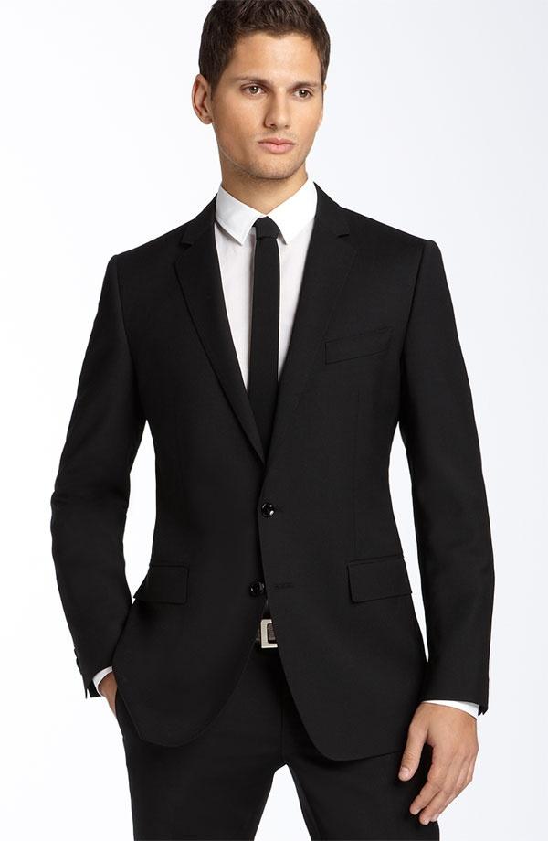 dress code black tie optional hombre