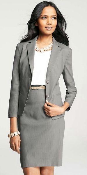 dress code business mujer