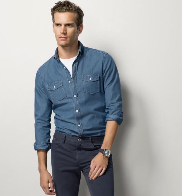 dress code casual hombre