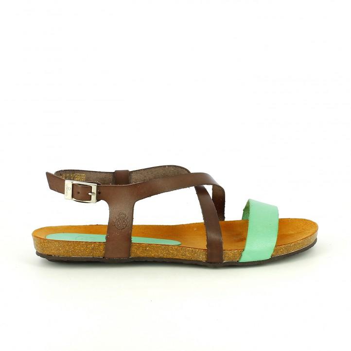 sandalias-planas-yokono-verdes-y-marrones-de-piel