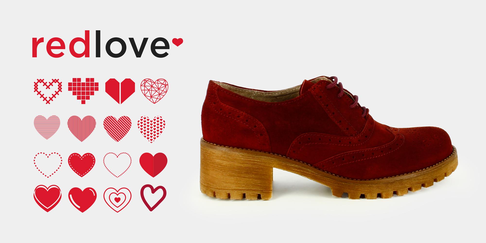 07ddd16dc7607 Colección de zapatos Redlove Otoño   Invierno 2016