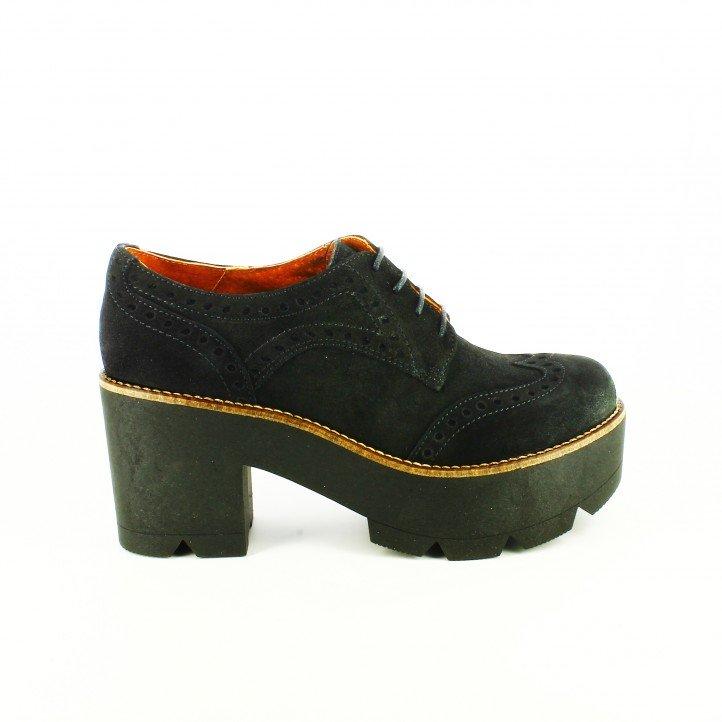 zapatos-tacon-redlove-bluchers-negros-piel