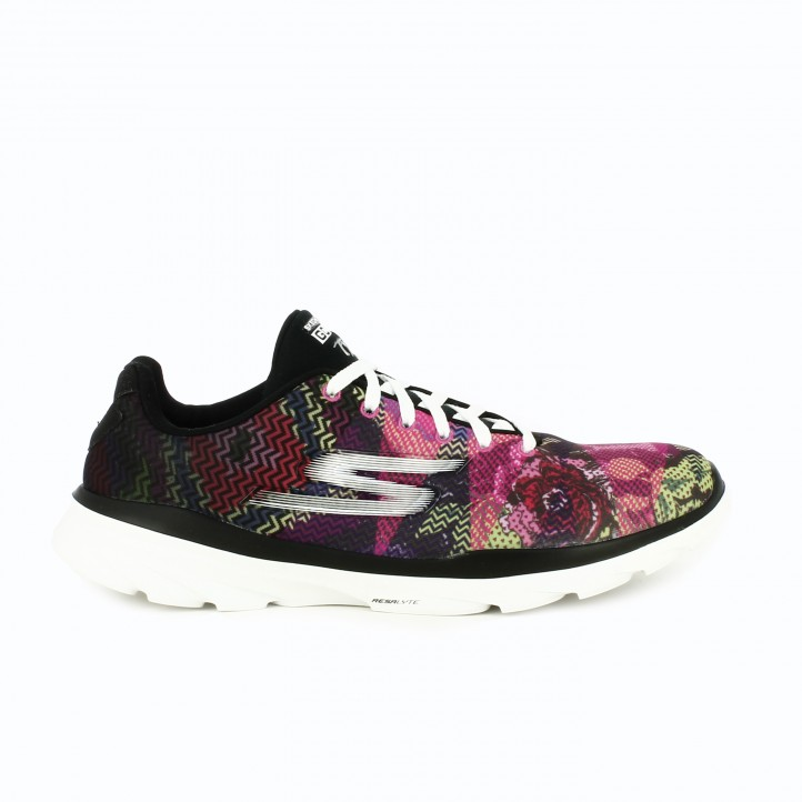 zapatillas-deportivas-skechers-go-fit-estampadas
