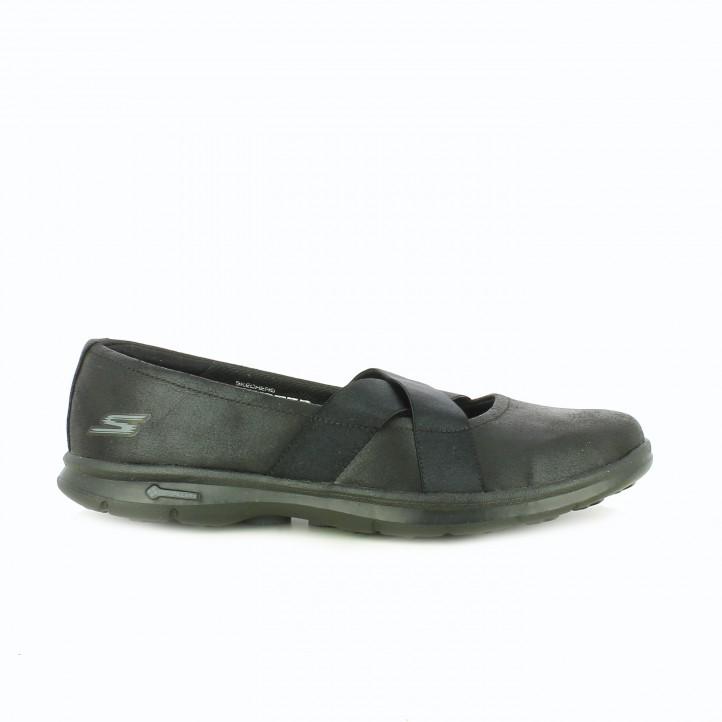 zapatillas-deportivas-skechers-negras-sin-cordones