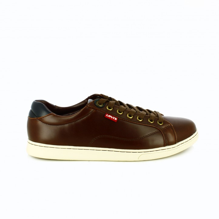 zapatos-sport-levis-marrones-y-negros-piel