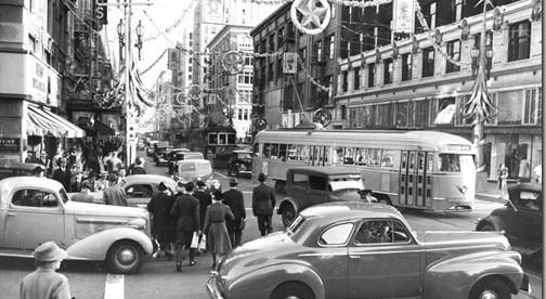 tráfico en Filadelfia / 7 curiosidades sobre el Black Friday que quizás no sabías