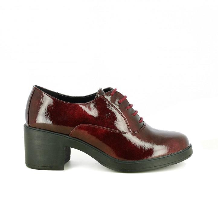 Tacon De Charol Oxford Zapatos Francesco Querol Milano BurdeosBlog IEH2WD9