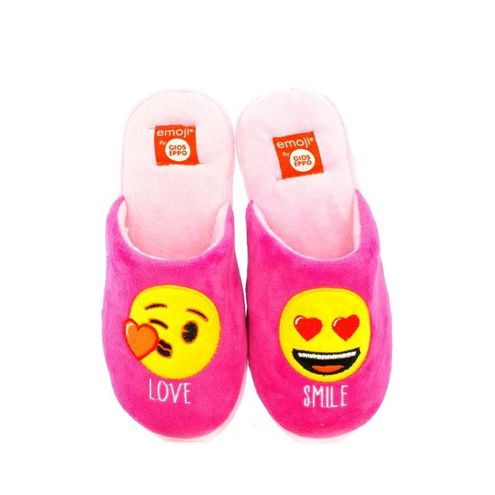 Emoji Emo Chaussures Rose Femmes Spogkg7YDC