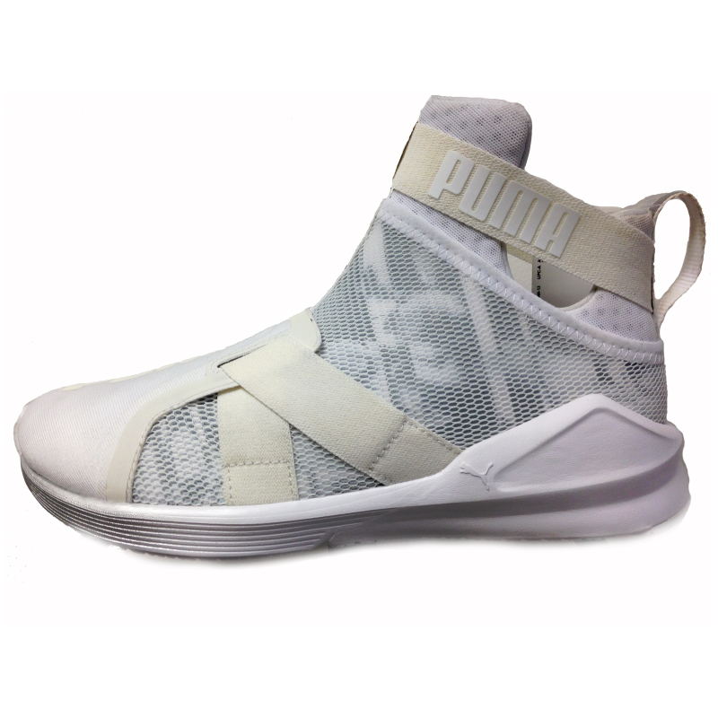 zapatillas deportivas puma bota alta - tendencias en calzado para 2017