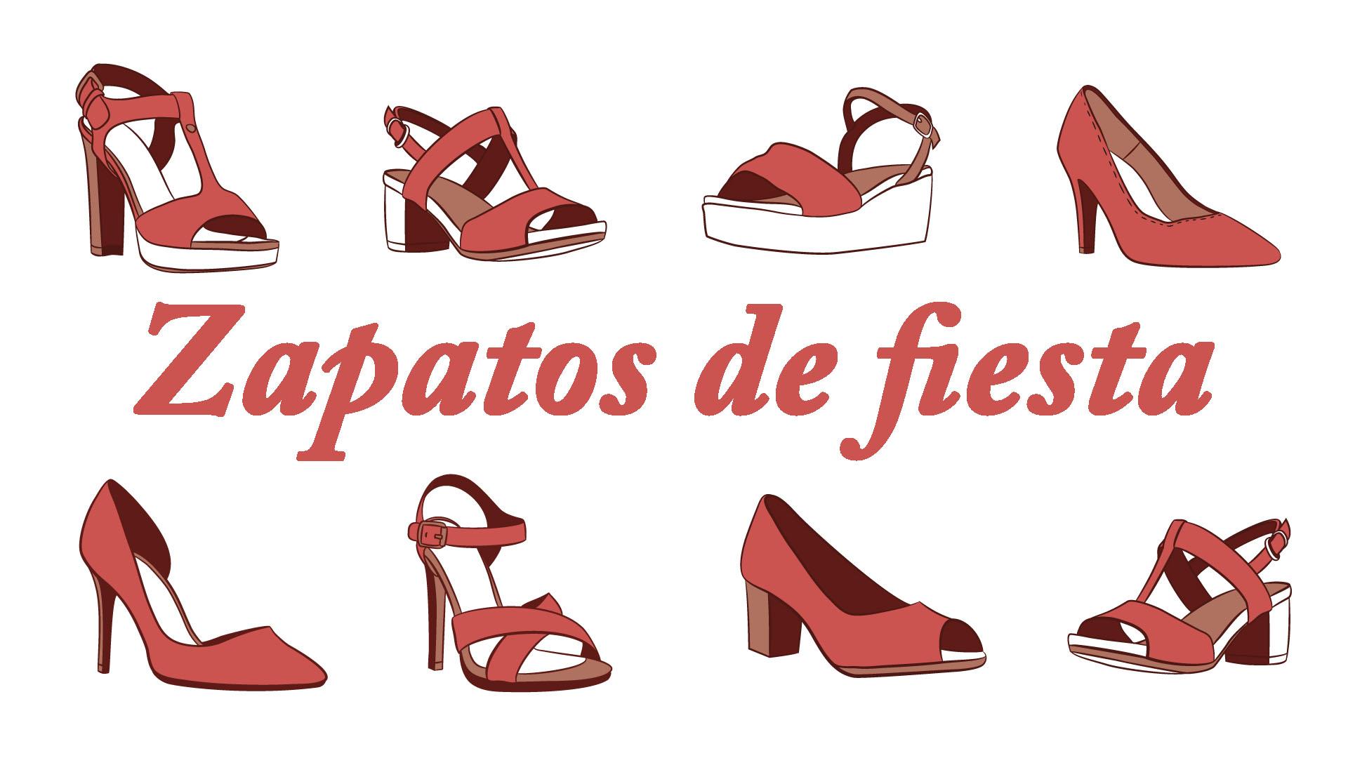 zapatos de fiesta Querol