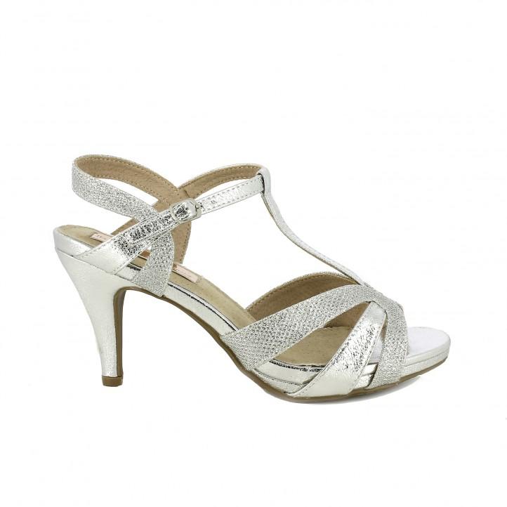 bajo precio b02f2 e8bcc Zapatos de fiesta ¿con tacón bajo o alto? | Blog Querol
