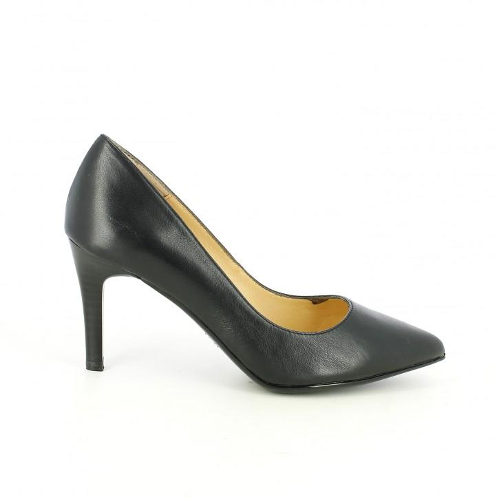 zapatos tacon patricia miller stilettos negros