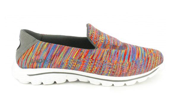 zapatillas deportivas ANDY-Z de colores sin cordones /operación bikini