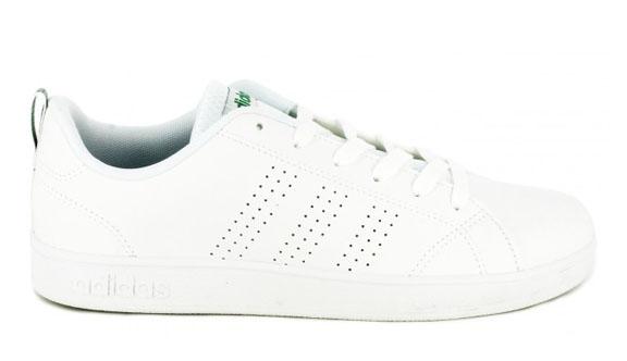 zapatillas deportivas adidas neo blancas advantage clean /operación bikini