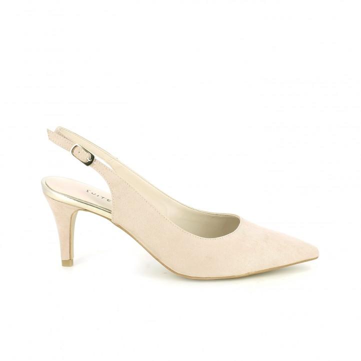 zapatos tacon suite009 rosas