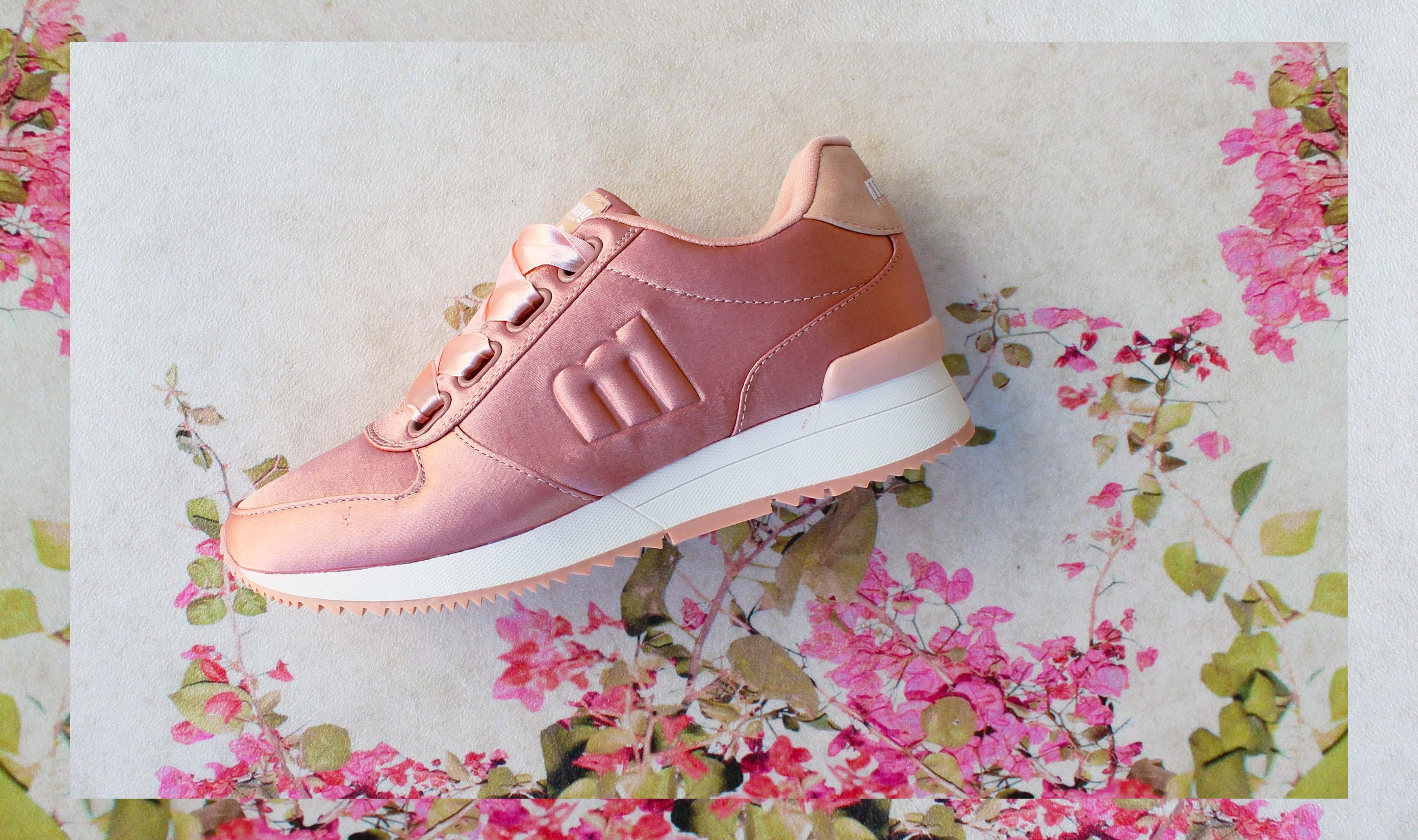 2136fde048 Zapatillas rosa