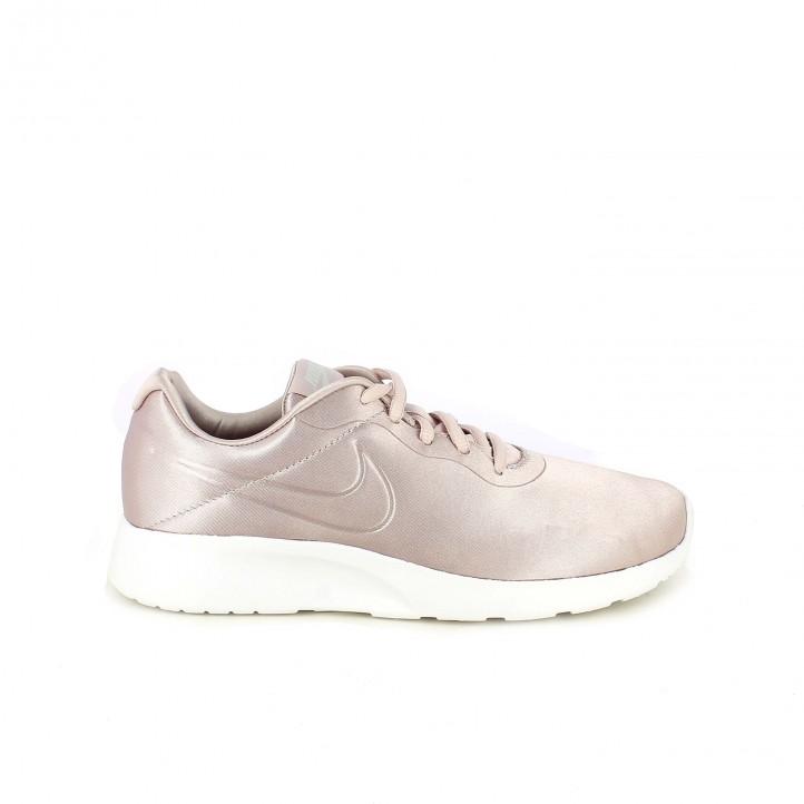 Zapatillas deportivas Nike tanjun prem rosas - zapatillas rosa