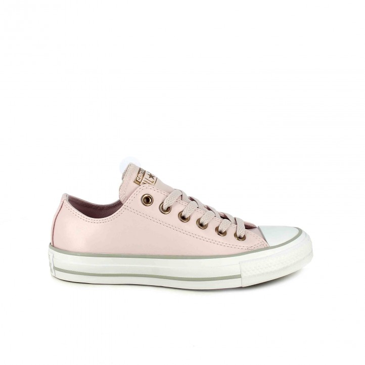 Zapatillas lona Converse Chuck Taylor All Star rosas - zapatillas rosa
